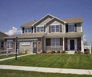 Poplar Grove new home