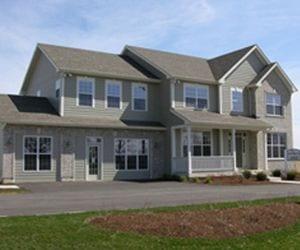 Gerstad home in Bailey Estates