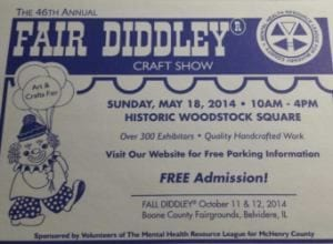 Fair Diddley near McHenry Homes