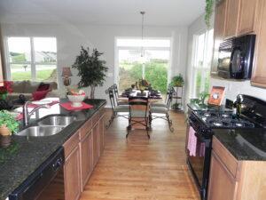 Prestwick kitchen model