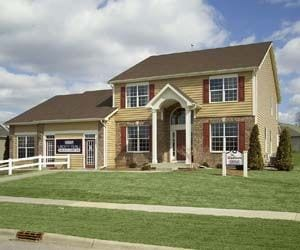 McHenry new homes at Liberty Trails