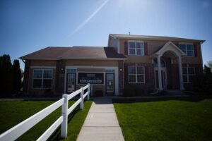 McHenry County new home at Liberty Trails