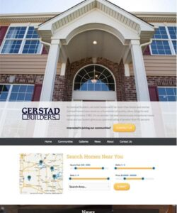 Gertsad Builders Home Page