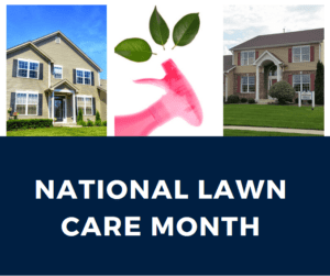 April National Lawn Care Month