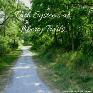 Path Systems at Liberty Trails
