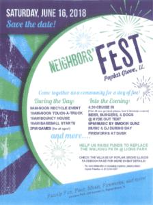 Neighbors' Fest