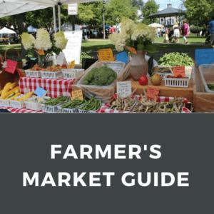 Farmers Markets Near Gerstad Communities