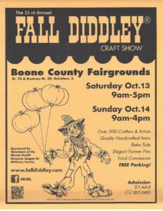 Fall-Diddley in McHenry County