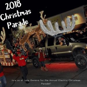 Christmas Parade Lake Geneva