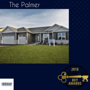 Platinum Key Award for Palmer Plan