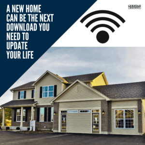 New Home in Illinois Ready for New Technology and Devices