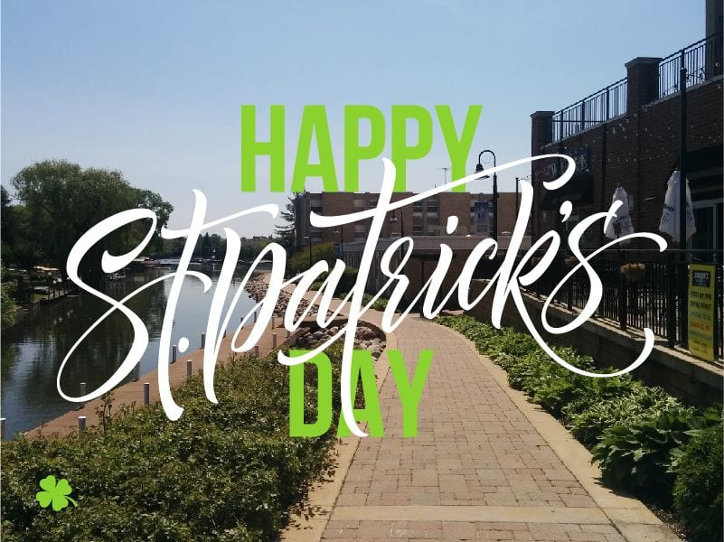 Enjoy St. Patrick's Day Festivities Right in Your Own Backyard