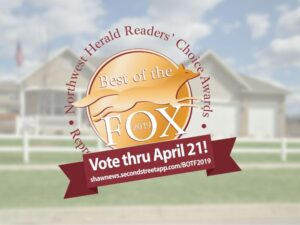 Vote for Gerstad Builders for The Best of the Fox