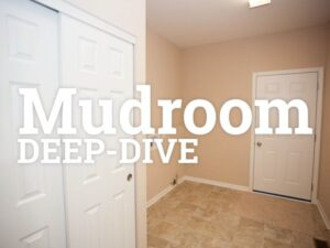 Mudrooms: Why every Gerstad Builders home has one.