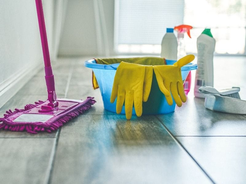 Cleaning Tips for Your Gerstad Home