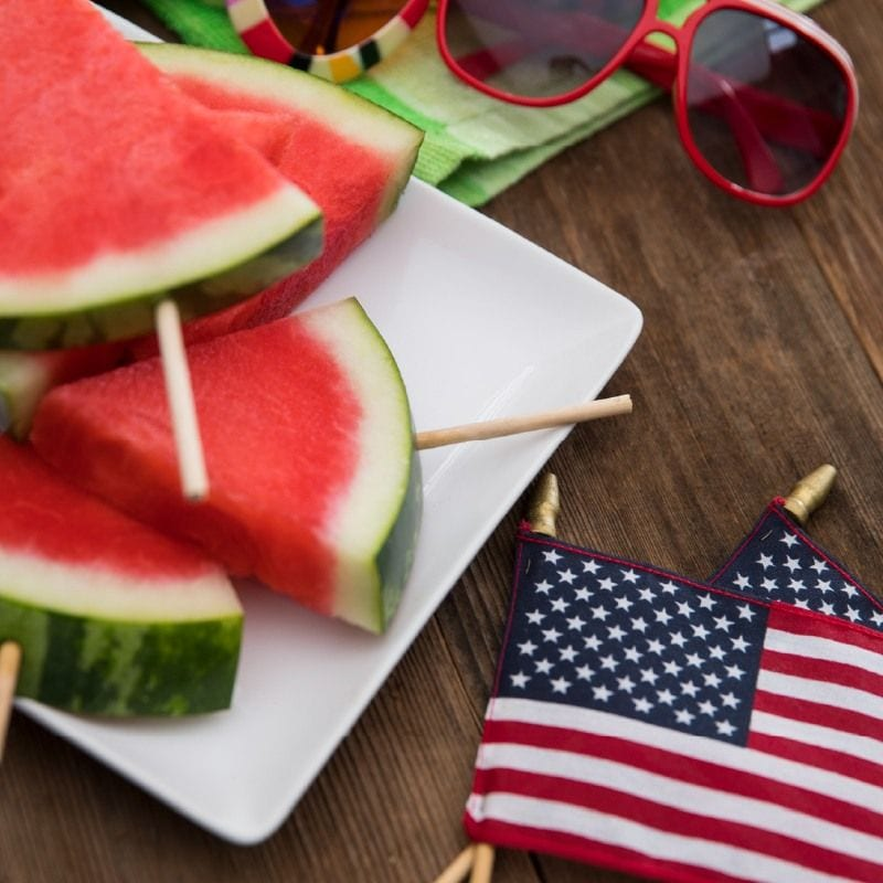 Celebrating The Fourth Of July Physical Distancing Style