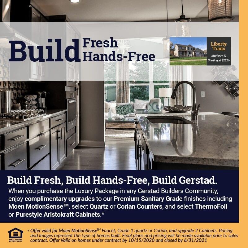 Build Fresh, Build Hands-Free, Build Gerstad