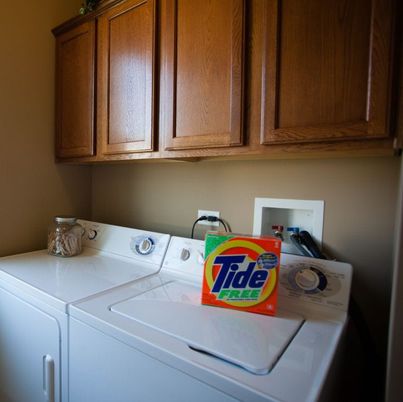 Freshen Up Your Gerstad Laundry Room