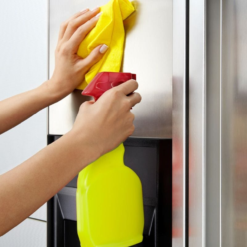 Appliance Cleaning Tips from Gerstad Builders
